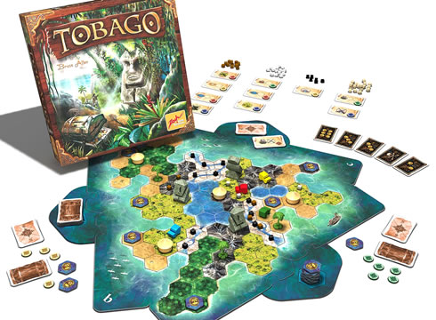 tobago board game how to play