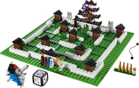 LEGO Games - Ninjago: The Board Game