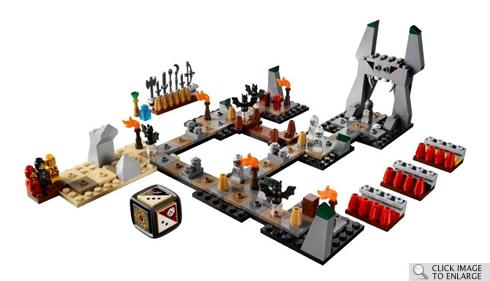LEGO Heroica: Nathuz