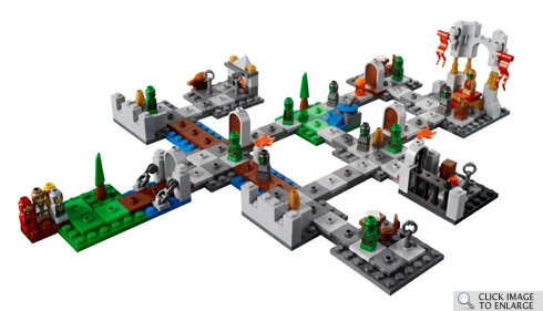 LEGO Heroica: Fortaan