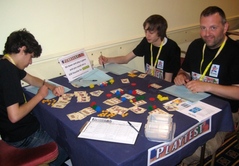 UK Games Expo 2011: Treasure Fleets