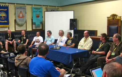 UK Games Expo 2011: Game Designers Panel