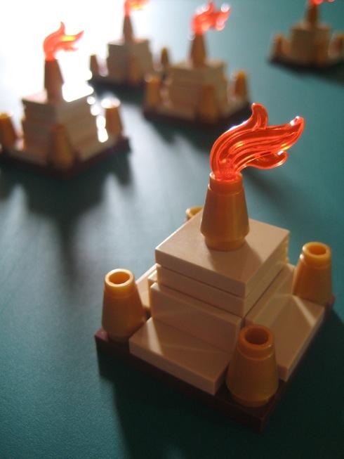 Prototype snapshot: Mexihco - LEGO temples