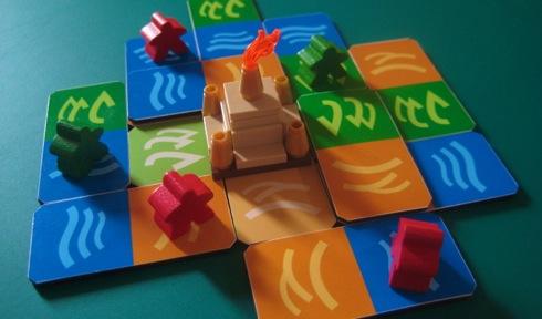 Prototype snapshot: Mexihco - Example tile layout