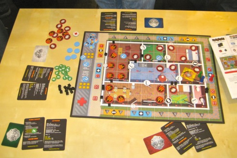 SPIEL 2011: Flash Point