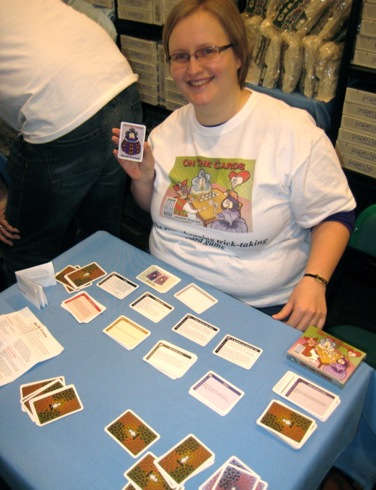 SPIEL 2011: On The Cards