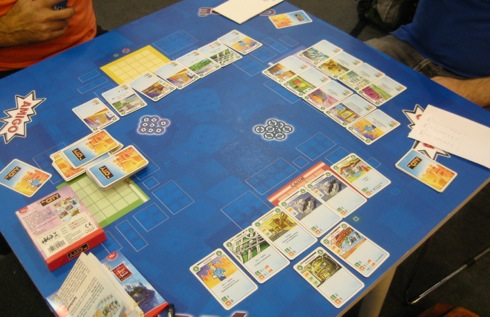SPIEL 2011: The City