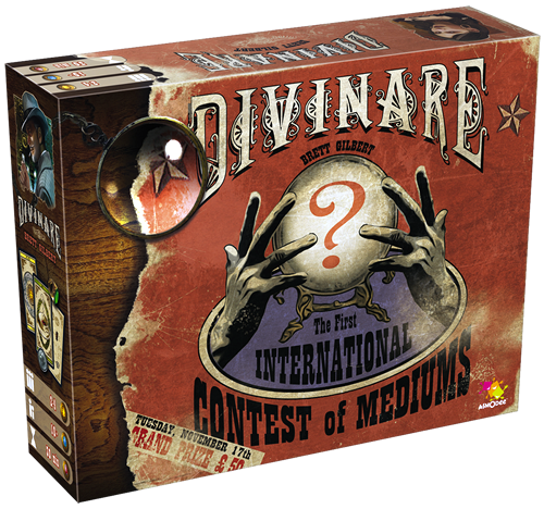 Divinare from Asmodee